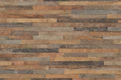 939811 cikkszámú tapéta.Kőhatású-kőmintás,barna,narancs-terrakotta,lemosható,vlies tapéta