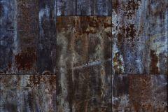 940909 cikkszámú tapéta.Fémhatású - indusztriális,különleges motívumos,barna,bronz,kék,vlies panel, fotótapéta