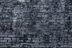 940947 cikkszámú tapéta.Kőhatású-kőmintás,fekete,kék,szürke,vlies panel, fotótapéta