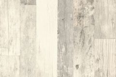 941647 cikkszámú tapéta.Fa hatású-fa mintás,szürke,vajszín,lemosható,illesztés mentes,vlies tapéta