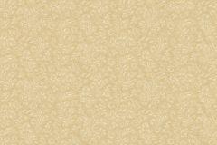 935806 cikkszámú tapéta.Barokk-klasszikus,rajzolt,természeti mintás,virágmintás,arany,lemosható,vlies tapéta