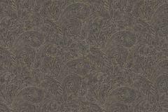 935936 cikkszámú tapéta.Barokk-klasszikus,különleges felületű,rajzolt,természeti mintás,virágmintás,sárga,szürke,lemosható,vlies tapéta