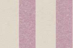 448740 cikkszámú tapéta.Csíkos,textil hatású,bézs-drapp,pink-rózsaszín,lemosható,illesztés mentes,vlies tapéta