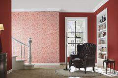449877 cikkszámú tapéta.Egyszínű,textil hatású,piros-bordó,lemosható,illesztés mentes,vlies tapéta