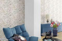 455632 cikkszámú tapéta.Textil hatású,bézs-drapp,fehér,szürke,türkiz,lemosható,vlies tapéta