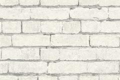 441109 cikkszámú tapéta.3d hatású,kőhatású-kőmintás,fehér,szürke,vajszín,lemosható,vlies tapéta