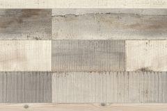 442113 cikkszámú tapéta.Fa hatású-fa mintás,barna,bézs-drapp,szürke,lemosható,illesztés mentes,vlies tapéta