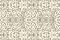 442908 cikkszámú tapéta.Különleges motívumos,rajzolt,arany,fehér,lemosható,vlies tapéta