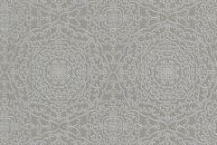 442960 cikkszámú tapéta.Különleges motívumos,rajzolt,ezüst,szürke,lemosható,vlies tapéta