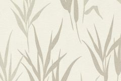 541908 cikkszámú tapéta.Csillámos,természeti mintás,bézs-drapp,fehér,lemosható,vlies tapéta