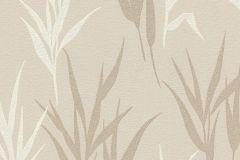 541915 cikkszámú tapéta.Csillámos,természeti mintás,bézs-drapp,fehér,lemosható,vlies tapéta