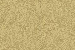 611465 cikkszámú tapéta.Absztrakt,különleges felületű,különleges motívumos,metál-fényes,arany,lemosható,vlies tapéta