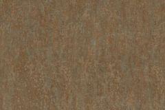 550061 cikkszámú tapéta.Egyszínű,barna,türkiz,lemosható,illesztés mentes,vlies tapéta