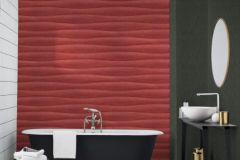550153 cikkszámú tapéta.Bőr hatású,különleges felületű,különleges motívumos,piros-bordó,lemosható,vlies tapéta