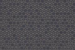 550375 cikkszámú tapéta.3d hatású,különleges felületű,arany,fekete,lemosható,vlies tapéta