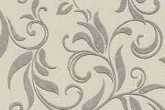 732504 cikkszámú tapéta.Barokk-klasszikus,bézs-drapp,szürke,lemosható,vlies tapéta