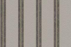 732580 cikkszámú tapéta.Csíkos,barna,szürke,zöld,lemosható,illesztés mentes,vlies tapéta