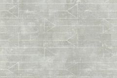 412017 cikkszámú tapéta.Absztrakt,geometriai mintás,különleges felületű,fehér,szürke,lemosható,vlies tapéta