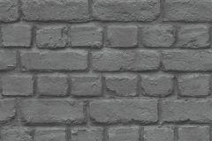 226744 cikkszámú tapéta.Kőhatású-kőmintás,szürke,gyengén mosható,papír tapéta