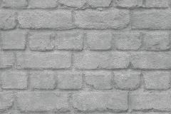 226751 cikkszámú tapéta.Kőhatású-kőmintás,szürke,gyengén mosható,papír tapéta