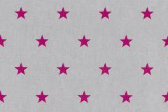247619 cikkszámú tapéta.Gyerek,pink-rózsaszín,szürke,gyengén mosható,papír tapéta