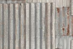 212600 cikkszámú tapéta.Fémhatású - indusztriális,különleges motívumos,ezüst,szürke,gyengén mosható,papír tapéta
