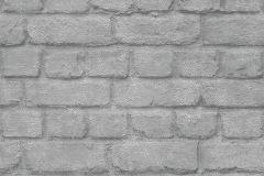 226751 cikkszámú tapéta.Kőhatású-kőmintás,különleges felületű,szürke,gyengén mosható,papír tapéta