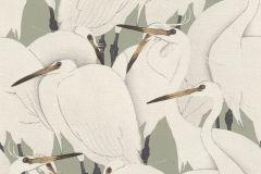 409543 cikkszámú tapéta.állatok,fehér,szürke,lemosható,vlies tapéta