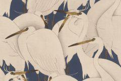 409550 cikkszámú tapéta.állatok,kék,szürke,lemosható,vlies tapéta