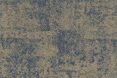 410723 cikkszámú tapéta.Absztrakt,beton,bronz,kék,lemosható,illesztés mentes,vlies tapéta
