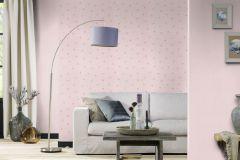 445220 cikkszámú tapéta.Egyszínű,textilmintás,pink-rózsaszín,súrolható,illesztés mentes,vlies tapéta