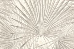803303 cikkszámú tapéta.Absztrakt,különleges motívumos,rajzolt,természeti mintás,szürke,vajszín,lemosható,vlies tapéta