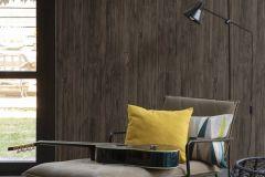 528442 cikkszámú tapéta.Dekor,fa hatású-fa mintás,különleges felületű,barna,lemosható,illesztés mentes,vlies tapéta