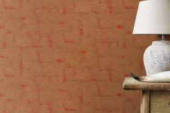 528602 cikkszámú tapéta.Absztrakt,különleges felületű,metál-fényes,arany,piros-bordó,lemosható,vlies tapéta