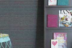 528855 cikkszámú tapéta.Különleges felületű,pink-rózsaszín,zöld,lemosható,vlies tapéta