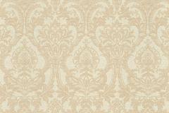 936001 cikkszámú tapéta.Barokk-klasszikus,különleges felületű,különleges motívumos,rajzolt,virágmintás,bézs-drapp,lemosható,vlies tapéta