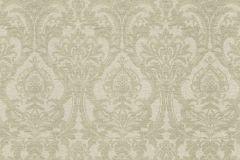 936025 cikkszámú tapéta.Barokk-klasszikus,különleges felületű,különleges motívumos,virágmintás,bézs-drapp,zöld,lemosható,vlies tapéta
