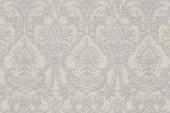936056 cikkszámú tapéta.Barokk-klasszikus,különleges felületű,különleges motívumos,virágmintás,kék,szürke,lemosható,vlies tapéta