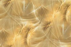 936414 cikkszámú tapéta.3d hatású,absztrakt,különleges felületű,különleges motívumos,arany,bézs-drapp,narancs-terrakotta,szürke,lemosható,vlies tapéta