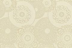 949711 cikkszámú tapéta.Különleges felületű,különleges motívumos,bézs-drapp,lemosható,vlies tapéta