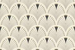 433210 cikkszámú tapéta.Absztrakt,különleges felületű,arany,bézs-drapp,fekete,lemosható,vlies tapéta