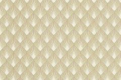 433609 cikkszámú tapéta.Absztrakt,különleges felületű,arany,bézs-drapp,lemosható,vlies tapéta