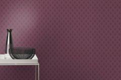 433623 cikkszámú tapéta.Absztrakt,különleges felületű,piros-bordó,lemosható,vlies tapéta