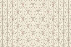 434040 cikkszámú tapéta.Absztrakt,különleges felületű,bézs-drapp,pink-rózsaszín,lemosható,vlies tapéta