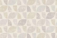 519808 cikkszámú tapéta.Absztrakt,különleges felületű,retro,bézs-drapp,kék,szürke,zöld,lemosható,vlies tapéta