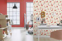 489712 cikkszámú tapéta.Egyszínű,különleges felületű,piros-bordó,lemosható,illesztés mentes,vlies tapéta