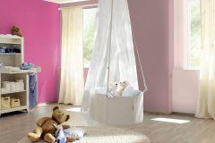 610628 cikkszámú tapéta.Egyszínű,különleges felületű,pink-rózsaszín,lemosható,illesztés mentes,vlies tapéta