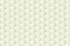 611533 cikkszámú tapéta.3d hatású,különleges felületű,fehér,szürke,lemosható,vlies tapéta