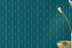 620924 cikkszámú tapéta.Absztrakt,különleges felületű,ezüst,kék,lemosható,vlies tapéta