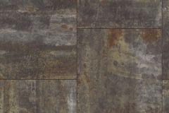 318005 cikkszámú tapéta.Fémhatású - indusztriális,kőhatású-kőmintás,barna,szürke,lemosható,vlies tapéta